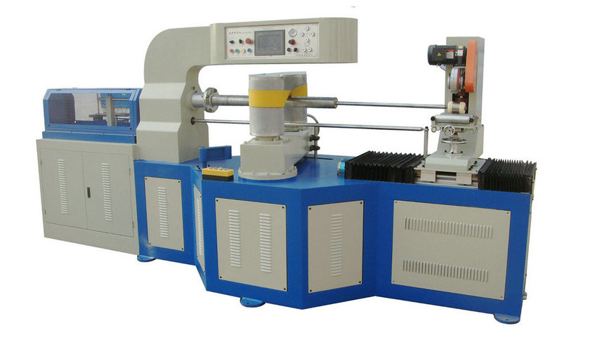 HS-50 paper tube core making machine