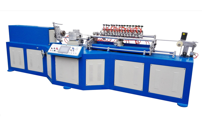 MC-960 small diameter paper tube machine
