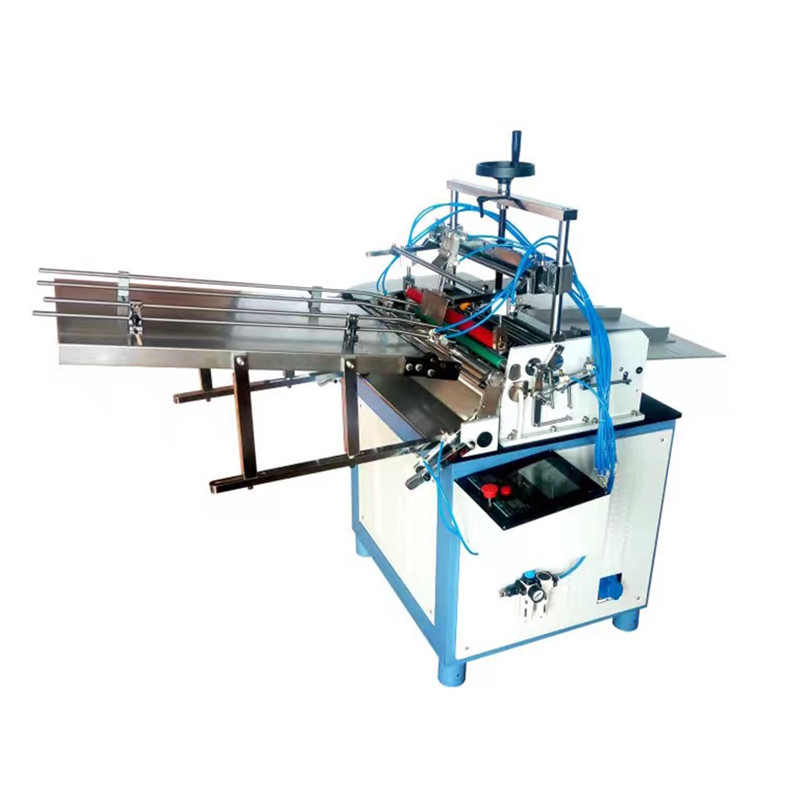 T-500B automatic paper tube labeling machine