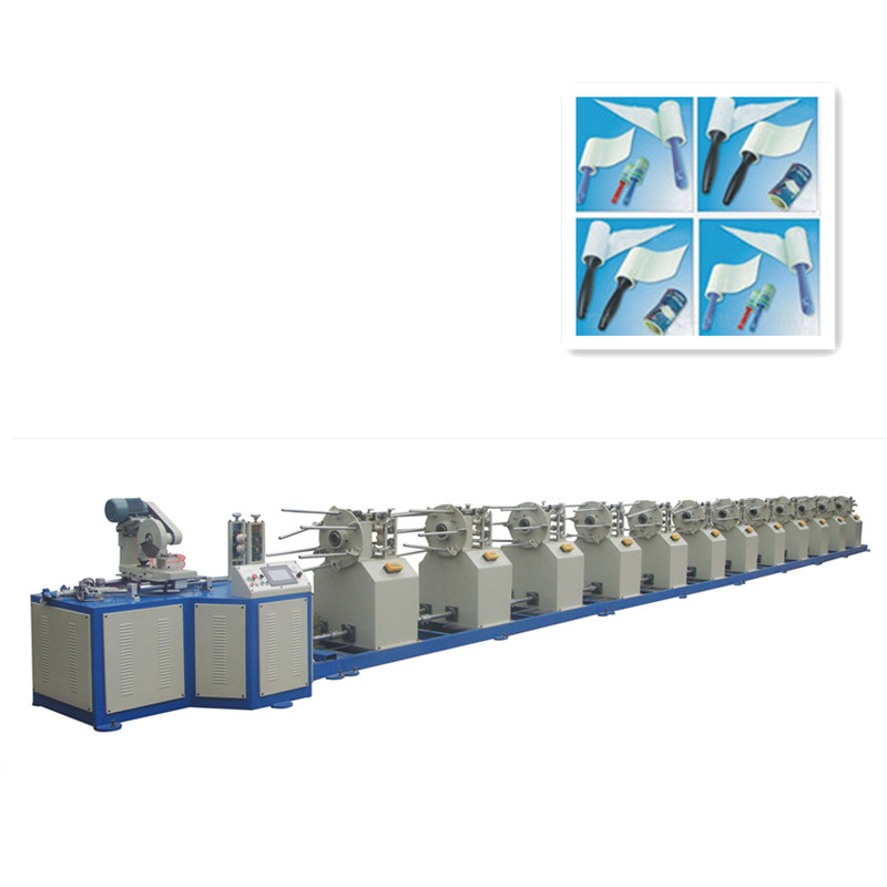 Cleaning roller machine(90 layers,15 sets)